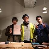 4月5日(金) 似顔絵アーティスト JEROさん